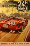 1961 24 du Mans