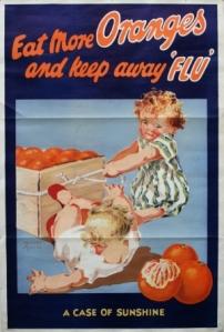 Eat more Oranges