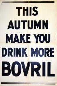 Drink More Bovril