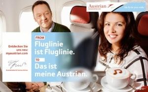 AustrianAnna Netrebko Austrian Airlines