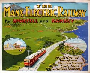 The Manx Electric Railway - Isle of Man_1_m