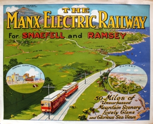 The Manx Electric Railway - Isle of Man_1_m