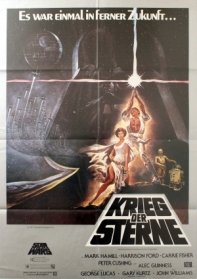 Feel The Force Original Vintage Star Wars Posters Antikbar Original Vintage Posters