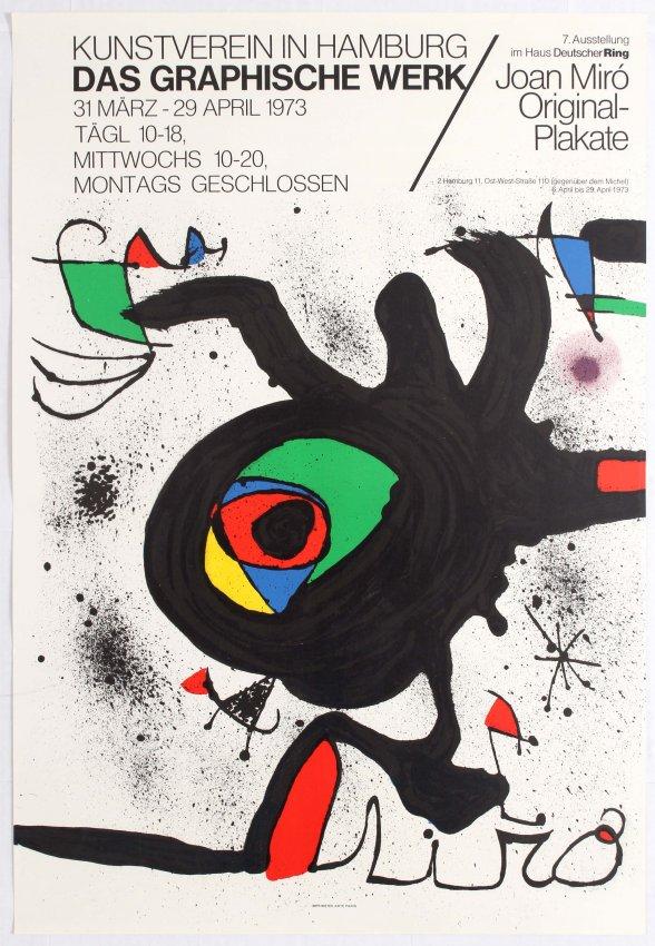 Miro Hamburg 1973