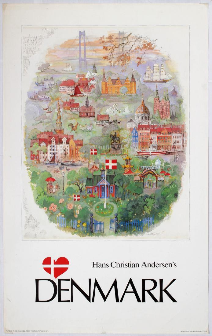 Hans Christian Anderson Denmark