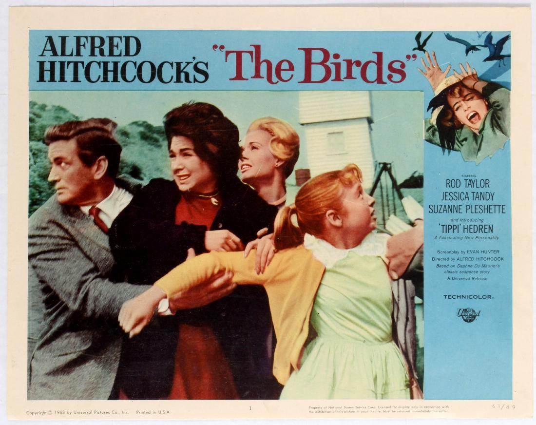 Hitchcock The Birds