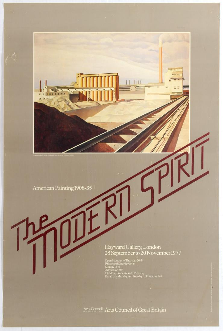 The Modern Spirit