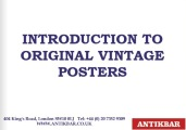 Collecting Posters cover