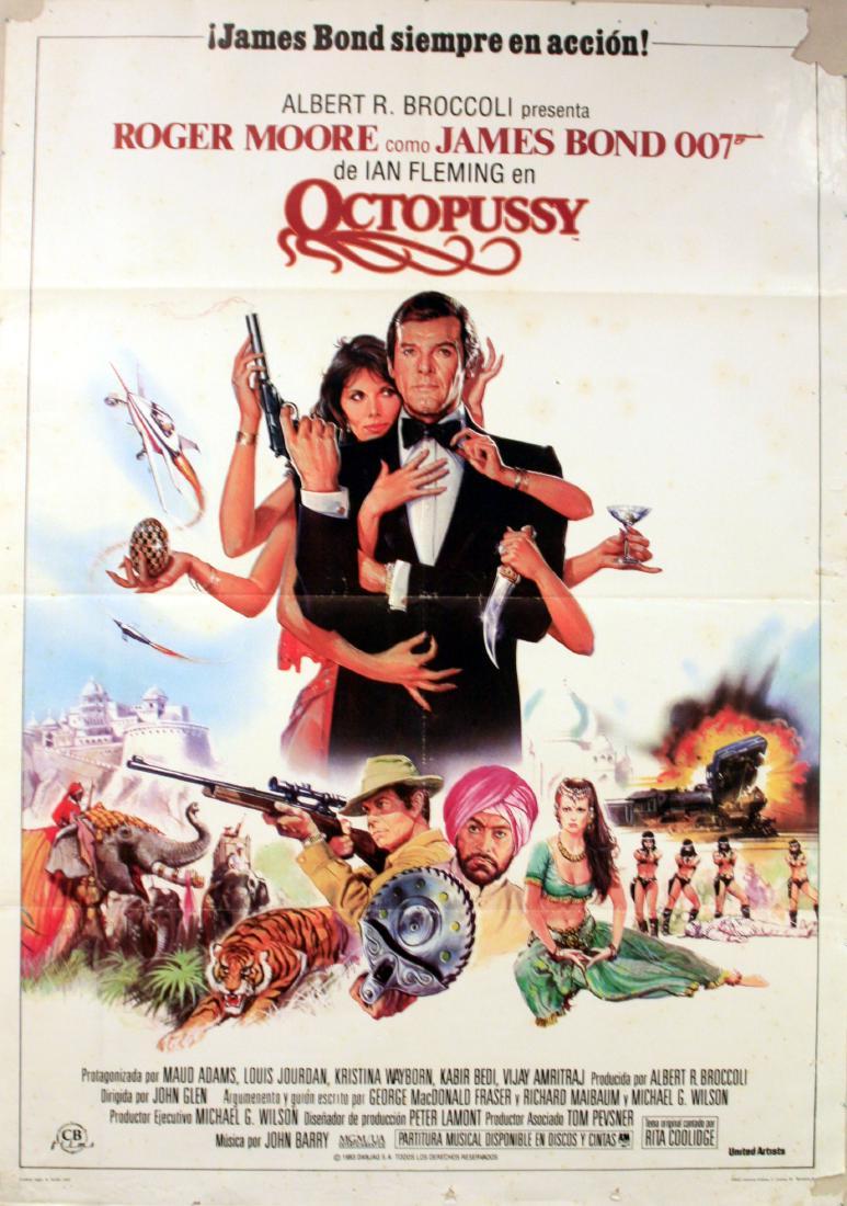 James Bond Octopussy