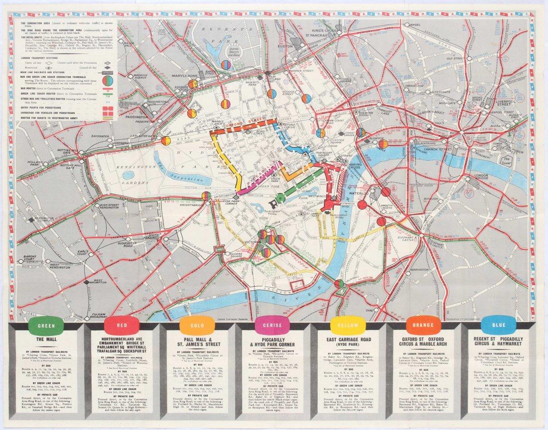 London Transport Coronation