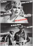 Misfits Marilyn Monroe Clark Gable