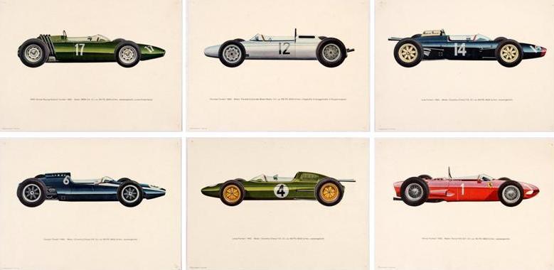F1 Set
