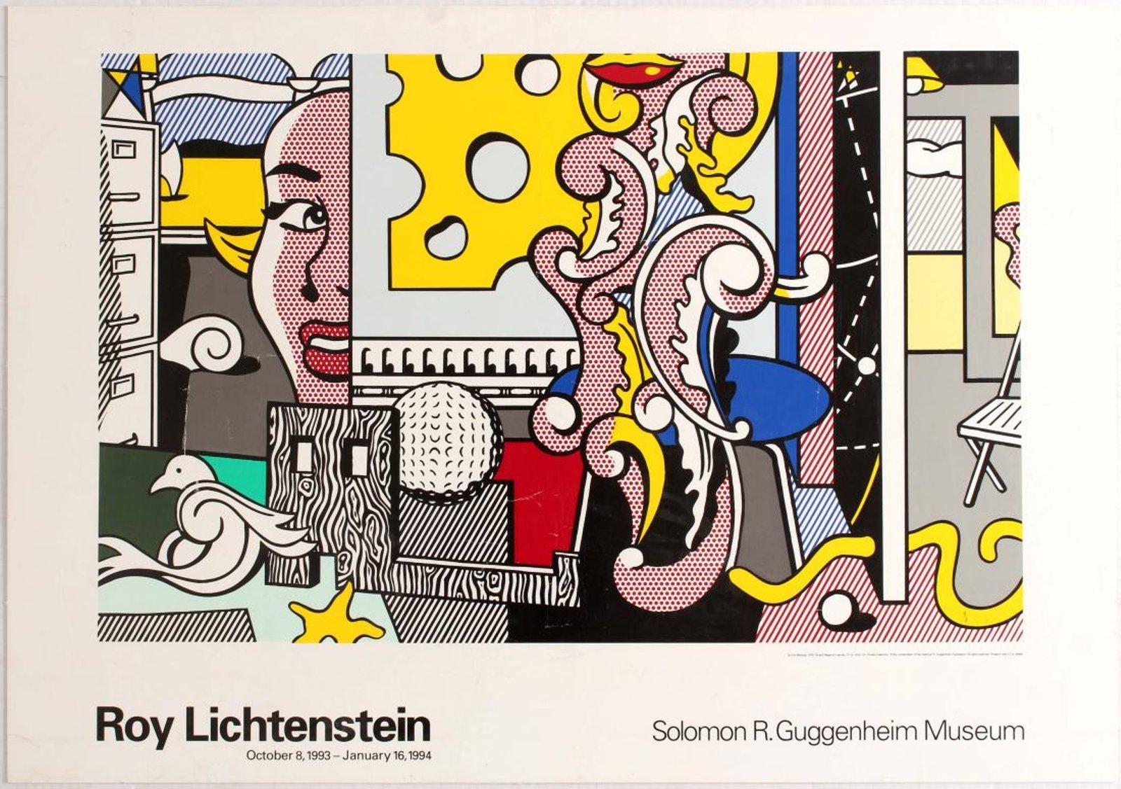 Lichtenstein 1993 1994