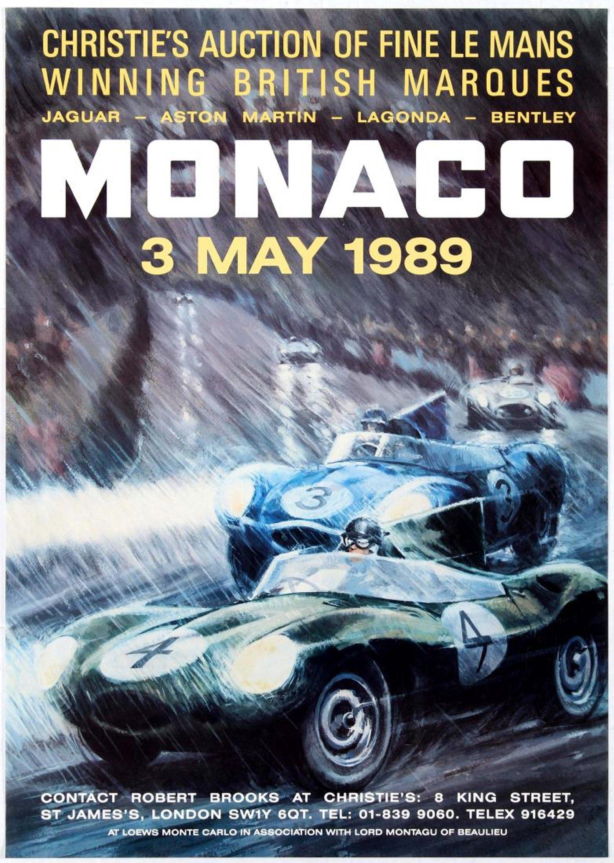 Monaco 1989