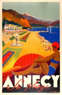 Annecy Falcucci Art Deco