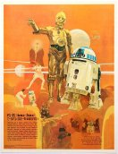 Star Wars Coca Cola R2D2 C3PO