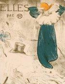 Toulouse Lautrec Elles