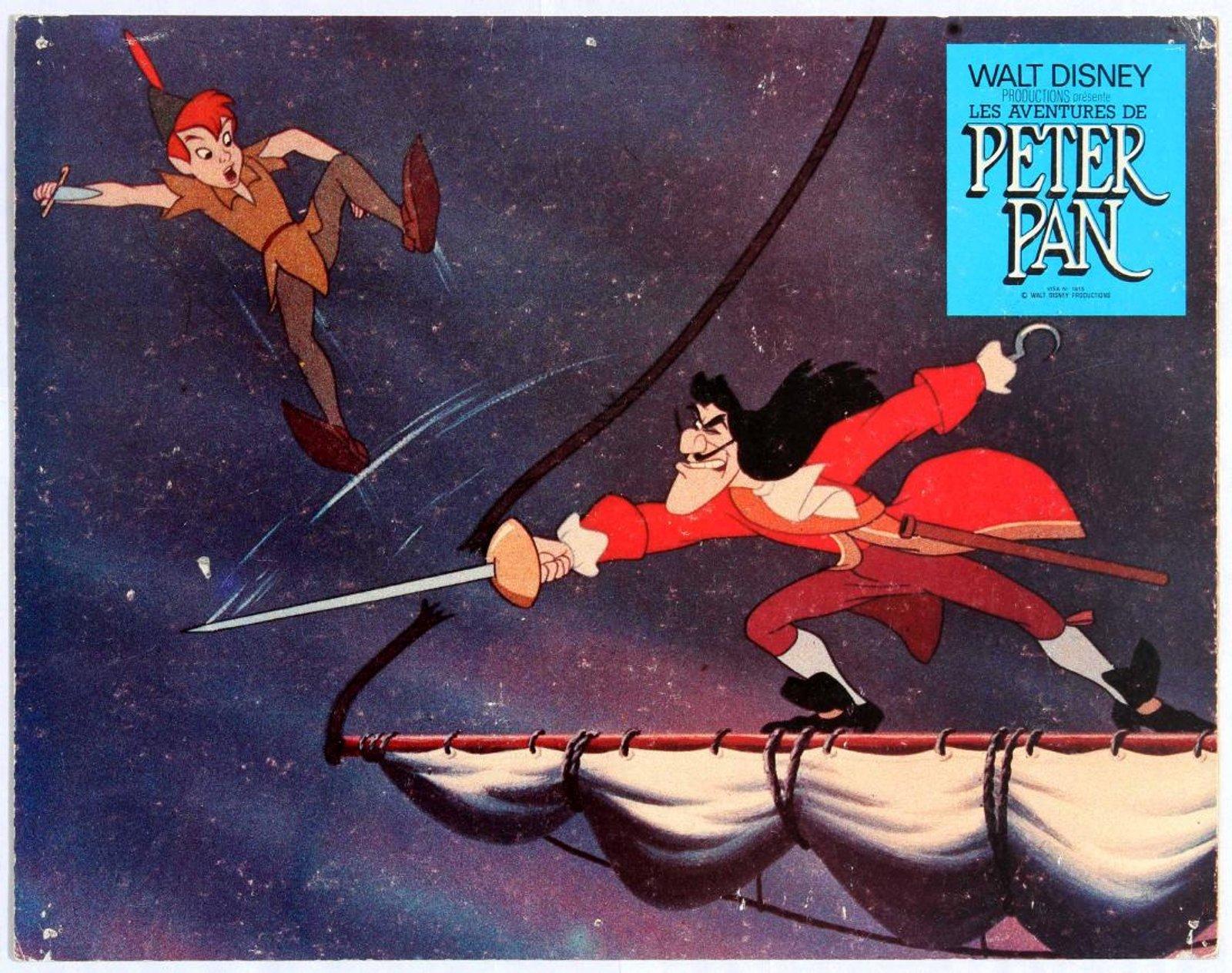 c Walt Disney Peter Pan