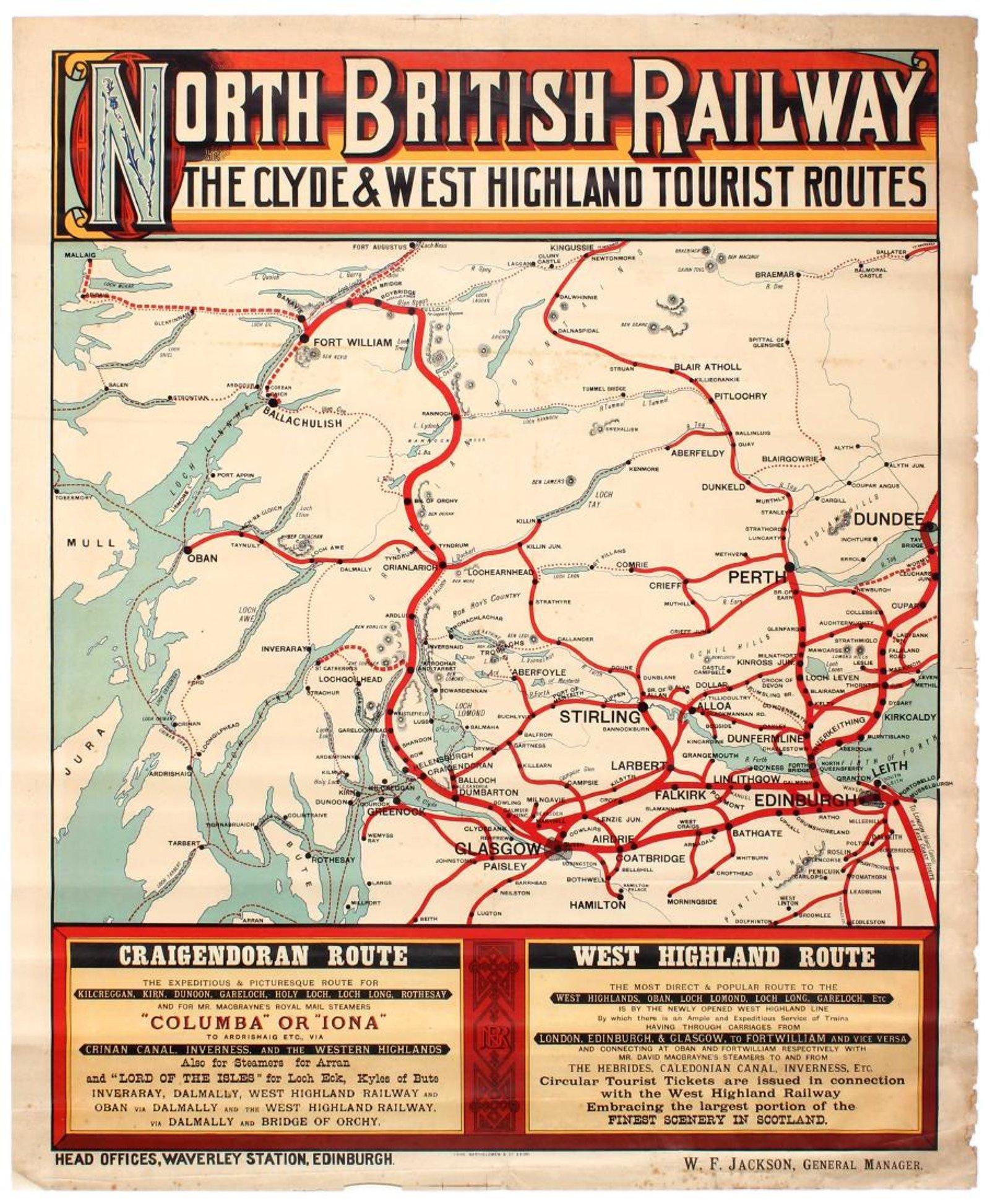 e North British Railway