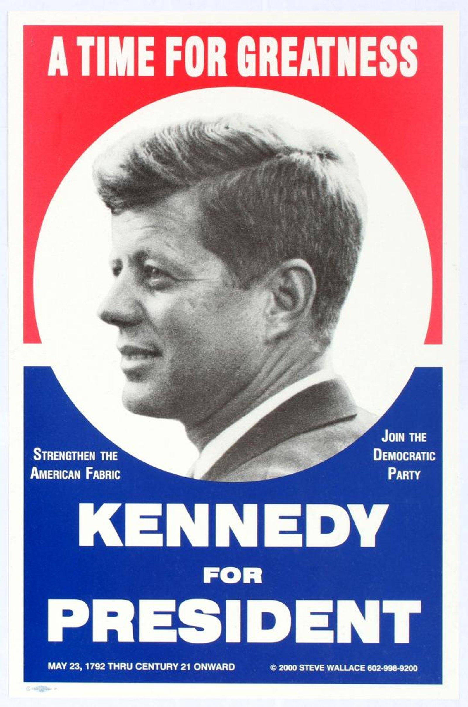 k John F Kennedy Presidential Election