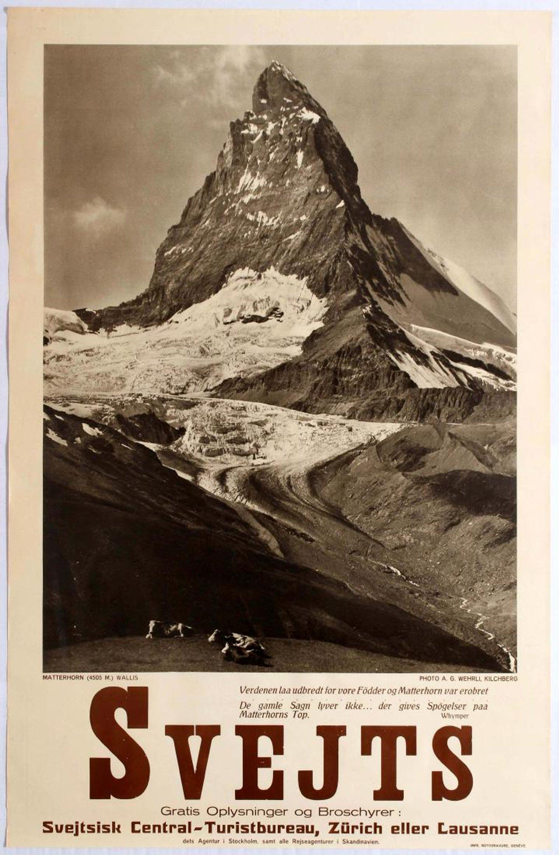 21 Matterhorn Zermatt