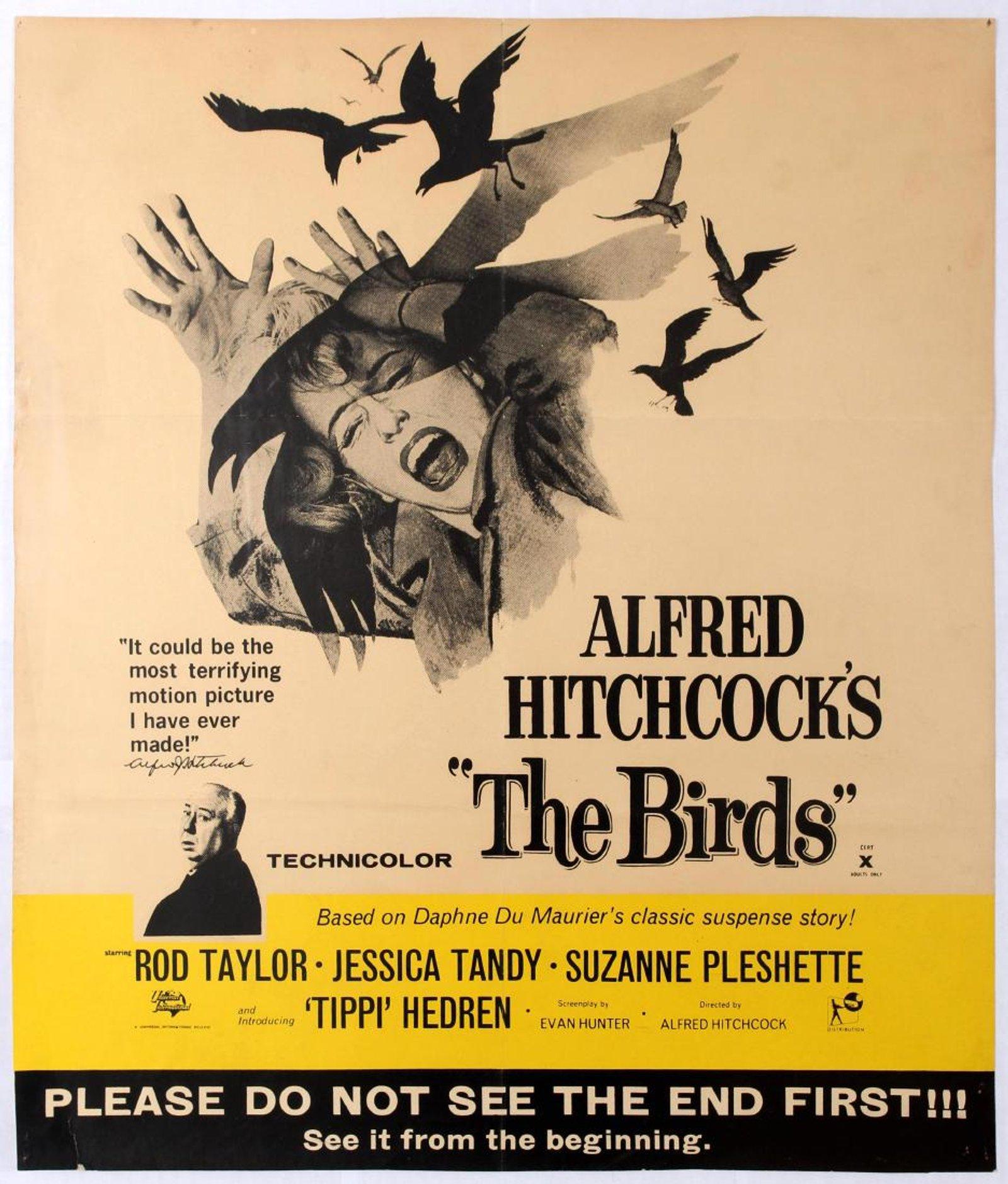 4 Hitchcock TheBirds