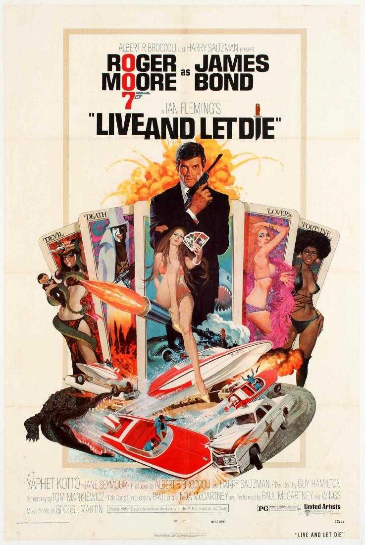 15 JamesBond LiveAndLetDie 007