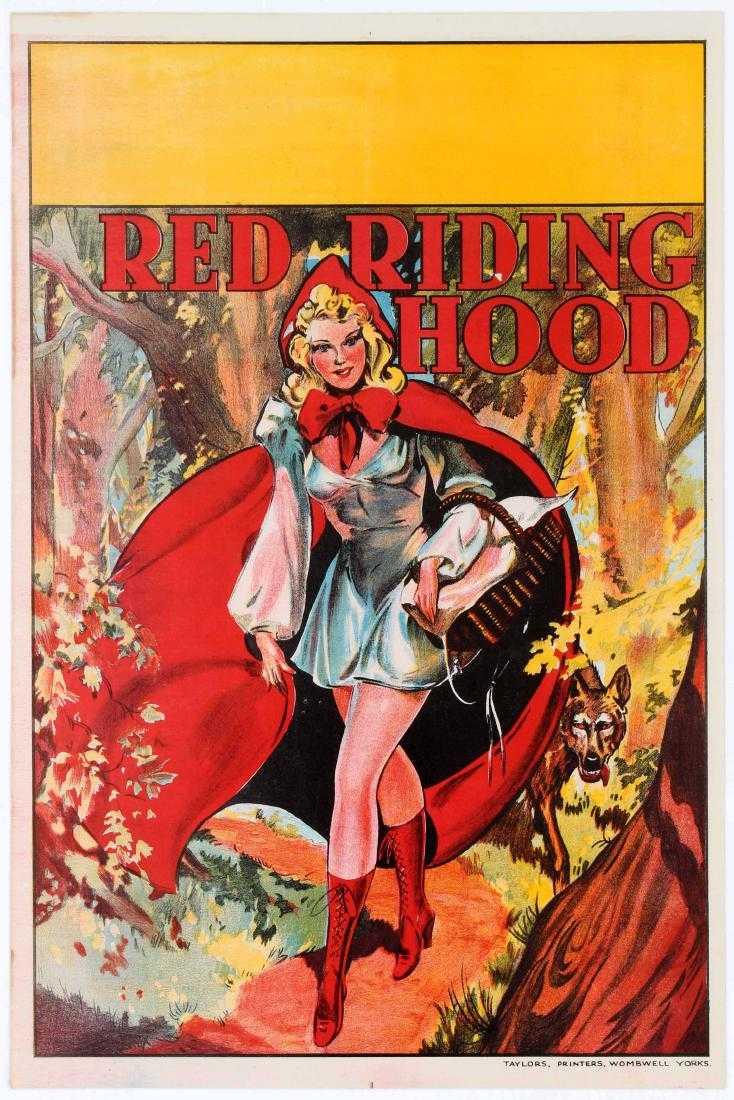 17 RedRidingHood TheatrePantomime