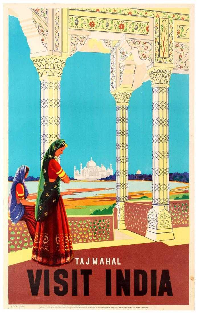 26 VisitIndia TajMahal