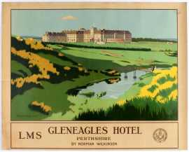 3 Gleneagles LMS Wilkinson