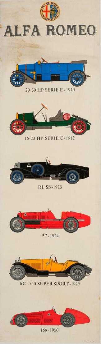 12 alfa romeo cars