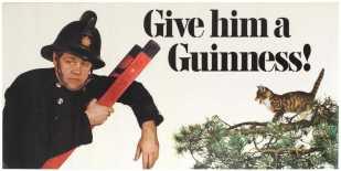10 a Guinness Fireman