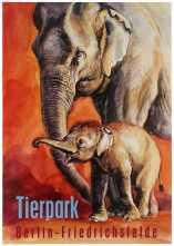 11 a TierparkBerlin Zoo Elephants