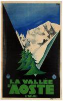 Aosta Valley Ski Winter Sport ENIT Travel
