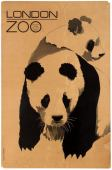 London Zoo Panda Chi Chi An An WWF