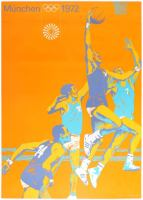 Munich Summer Olympics 1971 Basketball