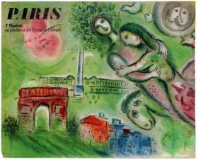 Paris Marc Chagall Romeo And Juliet Opera