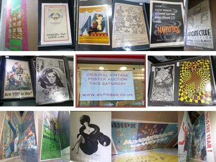 AntikBar VintagePosters AuctionPreview