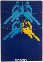 11 Rossignol Ski