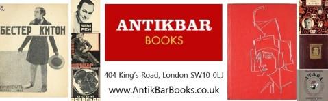 AntikBar Books