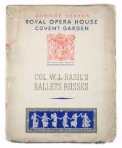 Colonel W. de Basil's Ballets Russes Jubilee Season