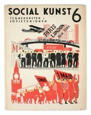 Social Kunst Graphic Design 1931
