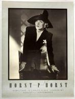 2 Marlene Dietrich Horst P Horst Fashion Photo AntikBar Vintage Posters Auction 25April2020