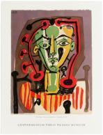 6 Picasso Exhibition AntikBar Vintage Posters Auction 25April2020