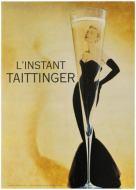 9 L'Instant Taittinger Champagne Grace Kelly Design AntikBar Vintage Posters Auction 25April2020