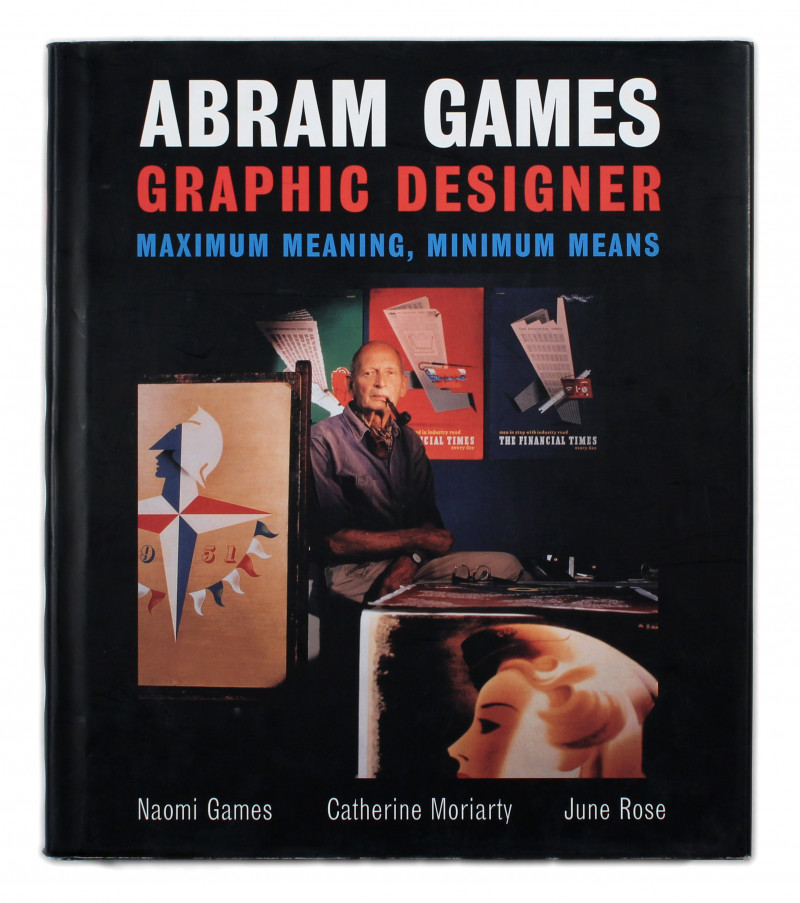 Abram Games Graphic Designer 2003