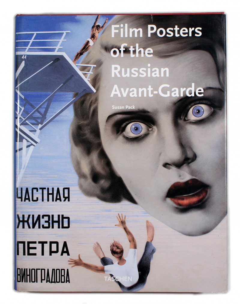 Film Posters of the Russian Avant-Garde 1995