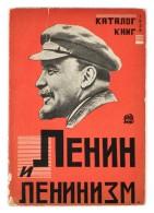 Lenin and Leninism 1928