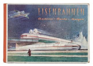 Railroads Eisenbahnen 1952